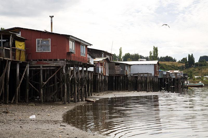 Castro, Chiloé Island, Chile