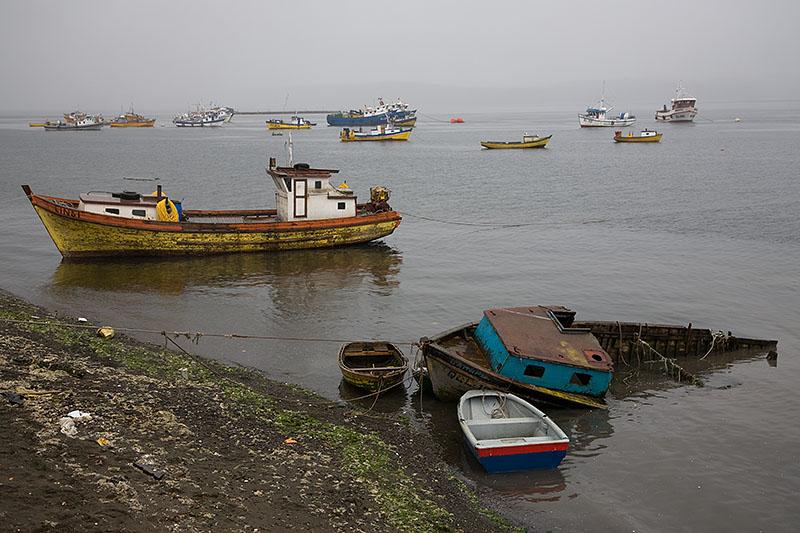 Quellón, Chiloé Island, Chile