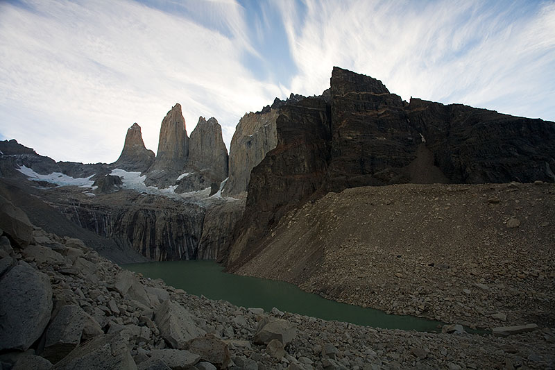 Torres del Paine, Chile, day1