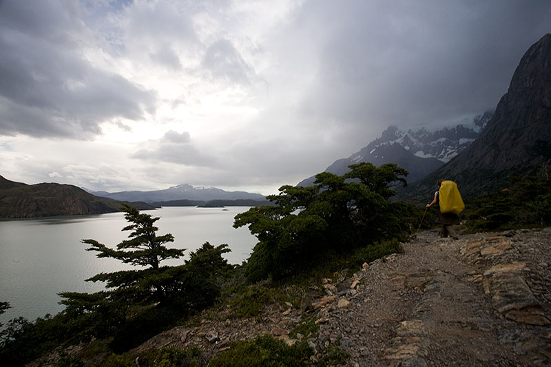 Torres del Paine, Chile, day2
