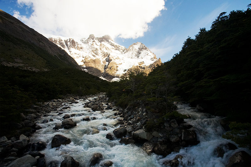 Torres del Paine, Chile, day4