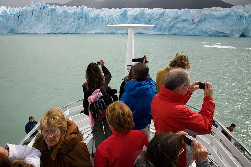 Perito Moreno, Argentina