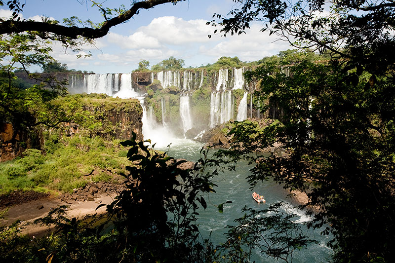 Argentina, Puerto Iguazu, Iguazu Falls