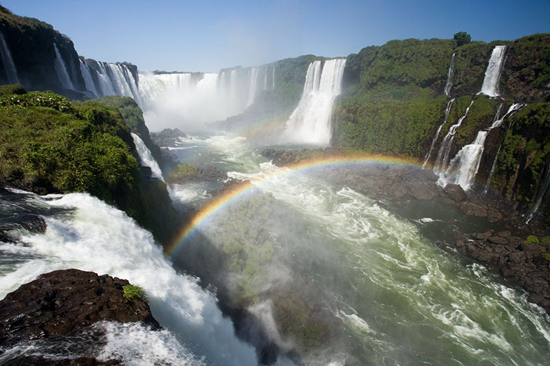 Foz do Iguaçu, Iguazu Falls