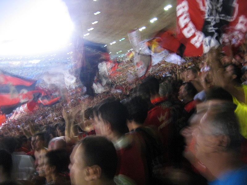Flamengo - Botafogo (26-04-2009)