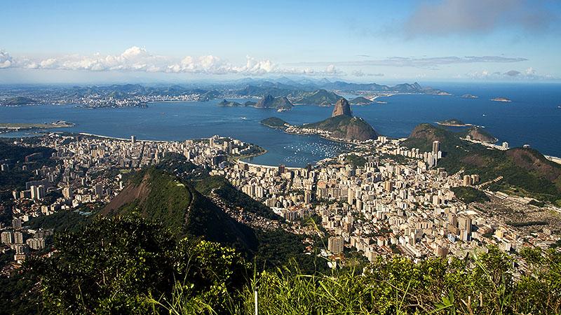 Christo, Corcovado, Rio de Janeiro