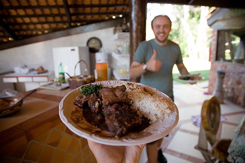 farm visit, Primavera do Leste, Brazil
