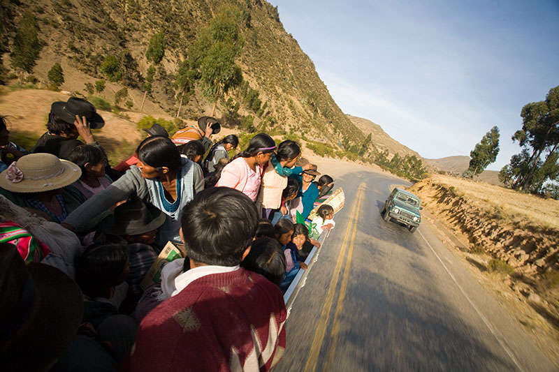 tarabuco truck