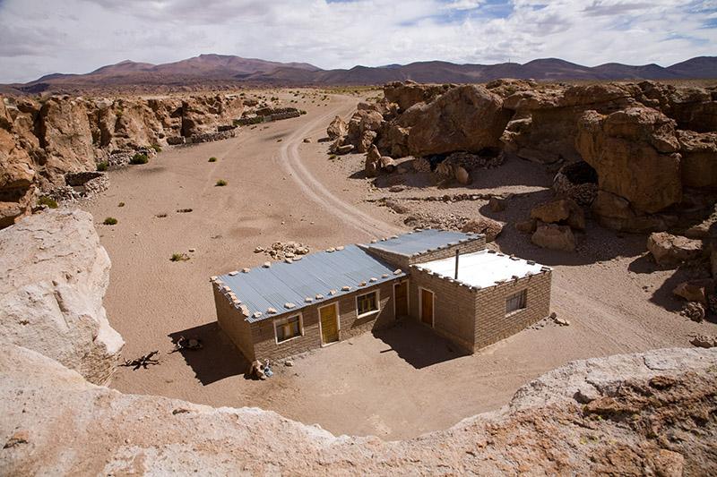 bolivia village