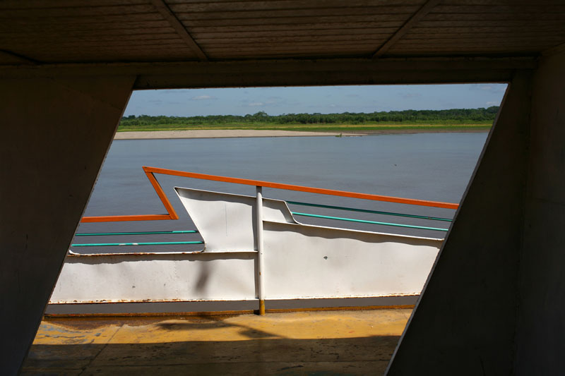 boat Pucallpa Iquitos