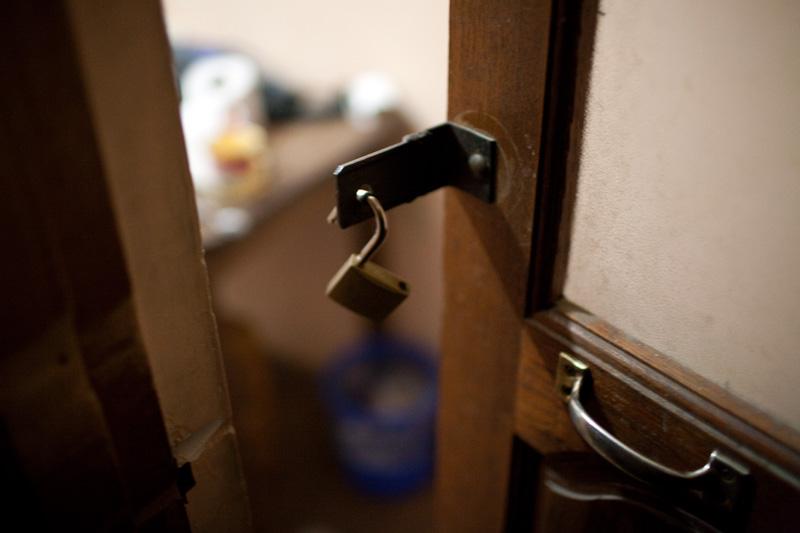 hostel room, la paz