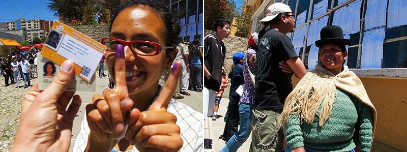 elections, la paz, bolivia