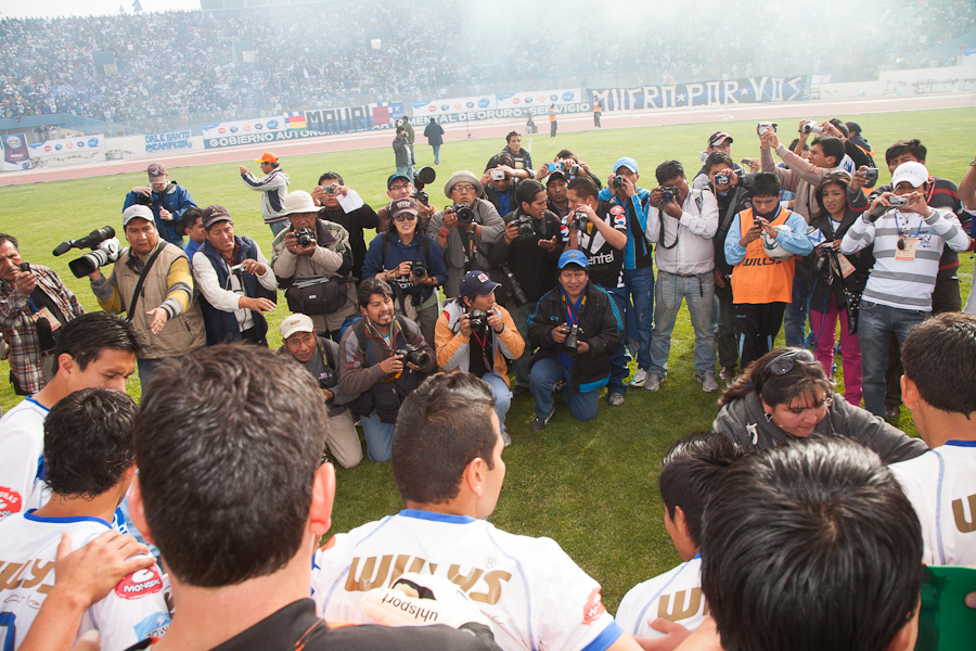 The Strongest (La Paz) vs San José (Oruro) [2 -1]