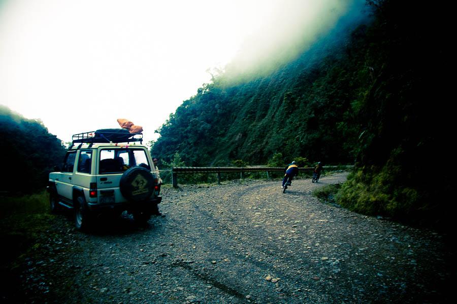 death road coroico